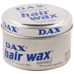 Dax - Hair Wax Washable - 99 gr