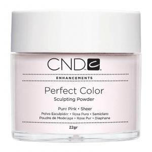 CND - Colour - Perfect Color - Sculpting Powders - Pure Pink