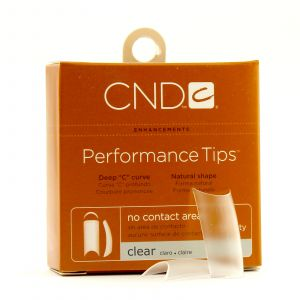 CND - Brisa Sculpting Gel - Performance Clear Tips