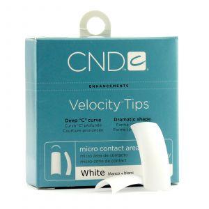 CND - Brisa Sculpting Gel - Velocity White Tips