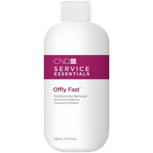 CND - Shellac - Nourishing Remover