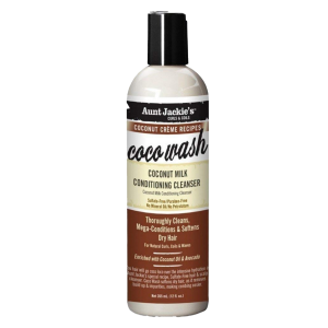 Aunt Jackie's - Coco Wash - Conditioning Cleanser - 355 ml