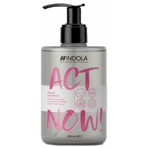 Indola Act Now! Color Shampoo
