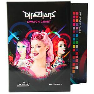 La Riché - Directions - Color Chart / Kleurenkaart 2019