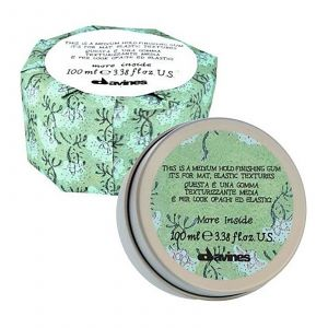 Davines - More Inside - Medium Hold Finishing Gum - 75 ml