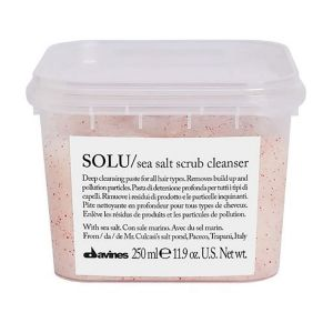 Davines - SOLU - Sea Salt Scrub Cleanser - 250 ml