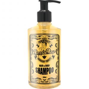 Dapper Dan - Hair & Body Shampoo - 300 ml
