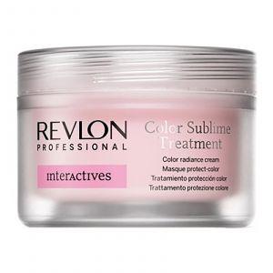 Revlon - Interactives - Color Sublime Treatment