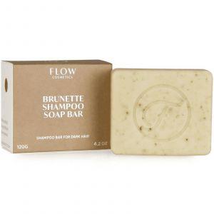 Flow Cosmetics - Biologische Shampoo Bar - Brunette - 120 gr