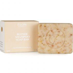 Flow Cosmetics - Biologische Shampoo Bar - Blonde - 120 gr