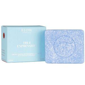 Flow Cosmetics - True Expression - Aromatherapeutic Soap - Chakra 5 - 120 gr