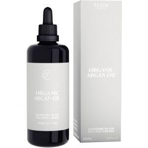 Flow Cosmetics - Organic Argan Oil For Face, Body And Hair - 100 ml