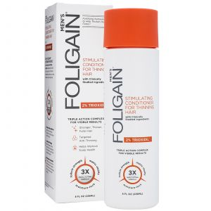 Foligain - Men - Stimulating Conditioner for Thinning Hair - 2% Trioxidil - 236 ml