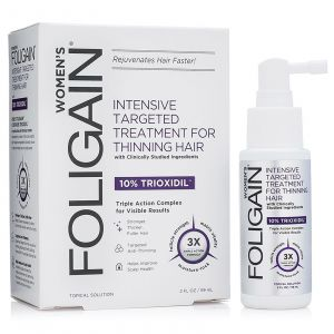 Foligain - Women - Intensive Targeted Treatment for Thinning Hair - 10% Trioxidil - 59 ml