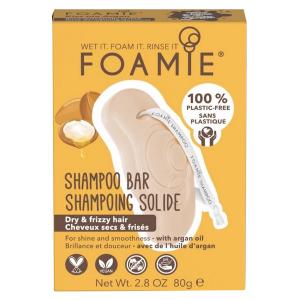 Foamie - Shampoo Bar - Kiss Me Argan - 80 gr