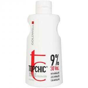 Goldwell - Topchic - Lotion 30 Vol (9%) - 1000 ml