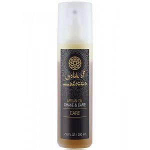 Gold of Morocco - Argan Oil - Shake & Care - 200 ml