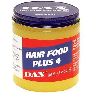 Dax - Hair Food Plus - 214 gr