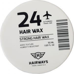 Hairways - 24 - Strong Hair Wax - 50 ml