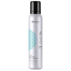 Indola - Innova - Setting Strong Mousse - 300 ml