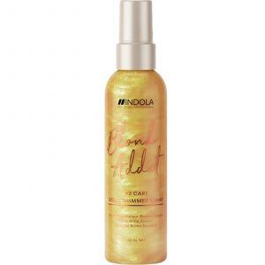 Indola - Innova - Blond Addict Gold Shimmer Spray - 150 ml