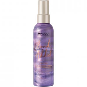 Indola - Innova - Blond Addict Ice Shimmer Spray - 150 ml