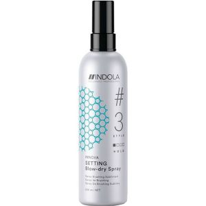 Indola - Innova Setting Volume & Blow-Dry Spray - 200 ml