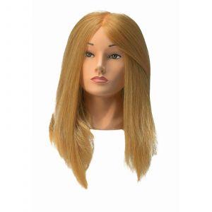 Sibel - Jessica Oefenhoofd - Synthetisch Haar - 25-50 cm