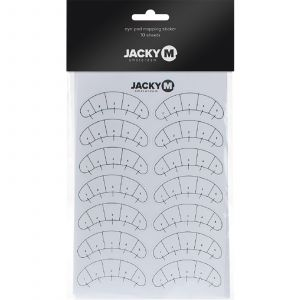 Jacky M. - Accessories - Eye Pad Mapping Sticker - 140 Pieces