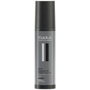 Kadus - Men - Solidify It - Extreme Hold Gel - 100 ml