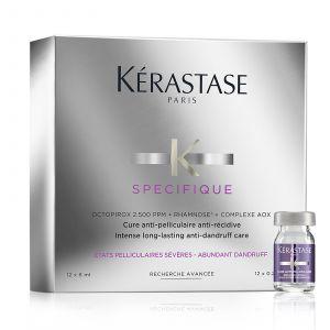 Kérastase - Spécifique - Cure Anti-Pelliculaire - 12x6 ml