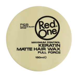 Red One - Keratin - Matte Hair Wax - Full Force - 150 ml