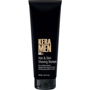 KeraMen Hair & Skin Shaving Shampoo
