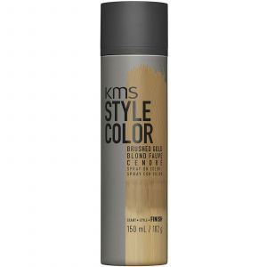 KMS - Style Color - Spray-On Color - Brushed Gold - 150 ml