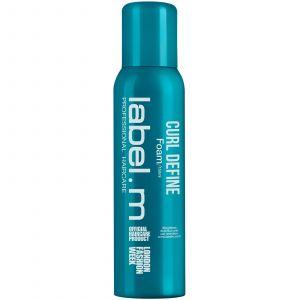 label.m - Curl Define - Foam - 150 ml
