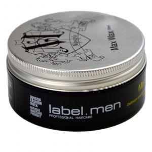 label.men - Max Wax - 50 ml