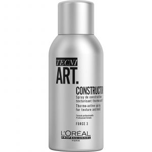L'Oréal - TecniArt - Constructor 3 - Thermo-Active Spray for Texture and Hold - 150 ml
