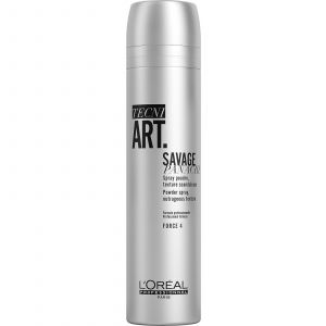 L'Oréal - TecniArt - Savage Panache 4 - Powder Spray Outrageous Texture - 250 ml