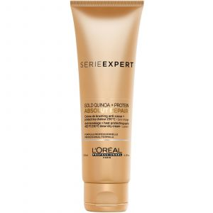 L'Oréal - Série Expert - Absolut Repair Gold - Blow-Dry Cream - 125 ml