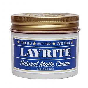 Layrite - Natural Matte Cream - 120 gr