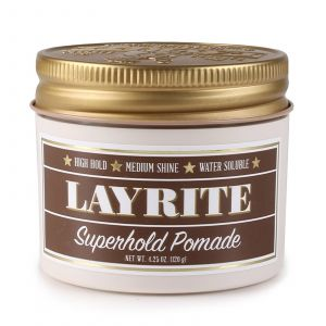 Layrite - Superhold Pomade