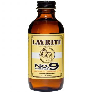 Layrite - No. 9 Bay Rum Aftershave - 118 ml
