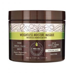 Macadamia Weightless Moisture Masque