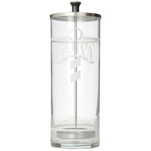 Marvy - NO. 4 Jar Glass Clear