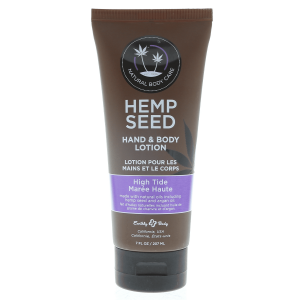 Marrakesh - Hemp Seed - Hand & Body Lotion High Tide - 207 ml