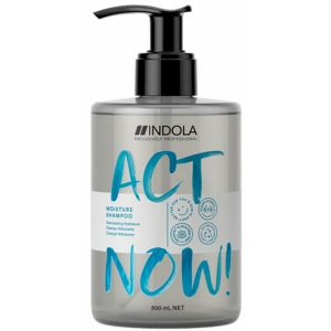 Indola Act Now! Moisture Shampoo
