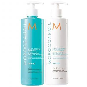 Moroccanoil - Moisture Repair - Shampoo & Conditioner DUO Set - 2x 500 ml