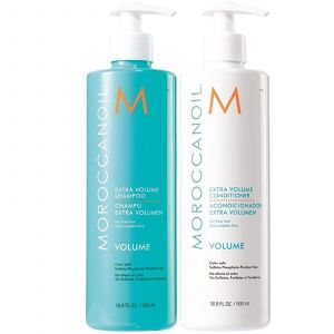 Moroccanoil - Extra Volume - Shampoo & Conditioner DUO Set - 2x 500 ml