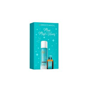 Moroccanoil - Mini Musthave Set - Dark Tones