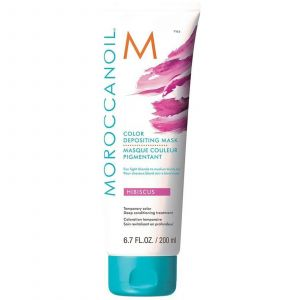 Moroccanoil - Color Depositing Mask - Hibiscus - 200 ml
